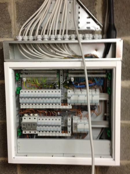Industrial Projects Electrician North Co Dublin